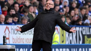 Brian McDermott: Reading boss unhappy with Southampton's treatment of Nigel Adkins