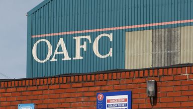 Boundary Park: The home of Oldham Athletic