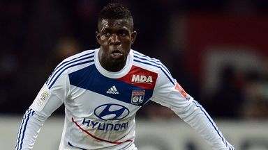Samuel Umtiti: Lyon defender 'flattered' by AC Milan interest