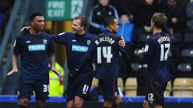 Colin Kazim Richards: Winning strike