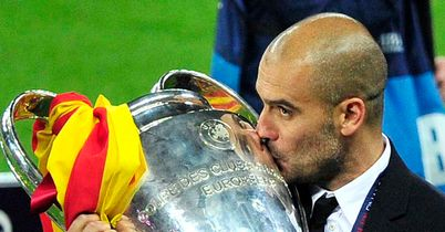 Pep Guardiola: Will manage Bayern Munich next season