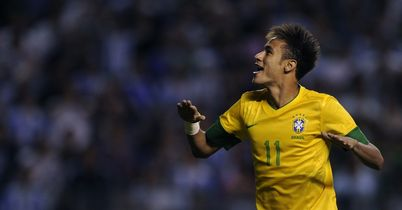 Brazil held in Chile friendly