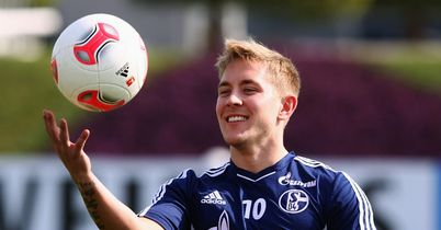 Lewis Holtby: Has been linked with early move to Tottenham