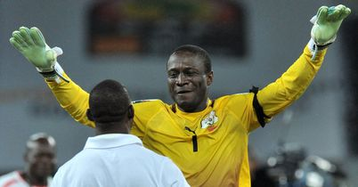 Stalemate knocks out Zambia