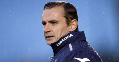 Danny Lennon: Will be without Gary Teale