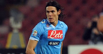 Edinson Cavani: Napoli would like to keep him at the club