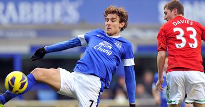 Nikica Jelavic: Unable to force a breakthrough