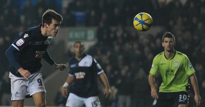 John Marquis headed home the late winner for Millwall