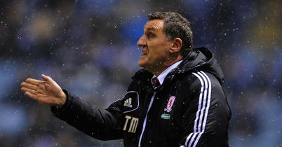 Tony Mowbray: Feeling hard done by