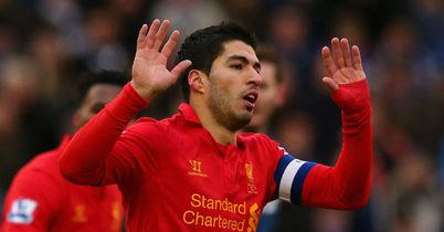 Luis Suarez: Paying little attention to the latest transfer rumours