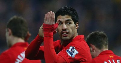 Luis Suarez: Not malicious, according to Liverpool boss