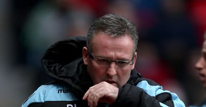 Paul Lambert: Odds-on to be the next manager out