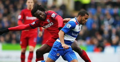 Adrian Mariappa (right): Reading defender has joined Crystal Palace