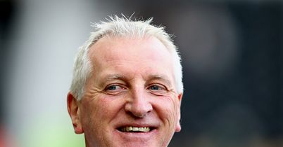 Ronnie Moore: Has turned around Tranmere's fortunes