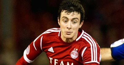 Joe Shaughnessy: Impressive performances for Aberdeen