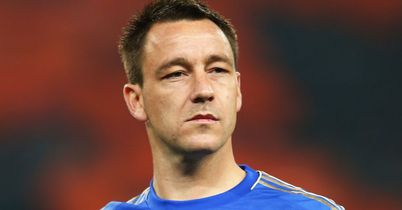 John Terry: Could make his Chelsea comeback in Capital One Cup