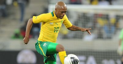 Thulani Serero: Missed a late chance for South Africa against Cape Verde