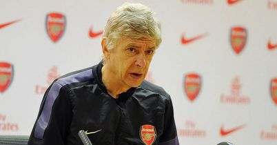 Wenger: Has not considered his position