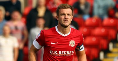 Scott Wiseman: Set for talks with Blackpool after Barnsley accepted bid for defender