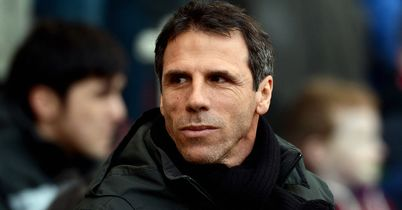 Gianfranco Zola: Taken Watford into top six