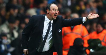 Rafa Benitez: Frustrating night in Swansea for Chelsea boss
