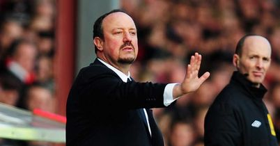 Rafa Benitez: Problems started before he arrived