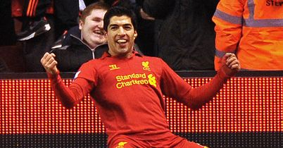 Luis Suarez: Back to his best for Liverpool