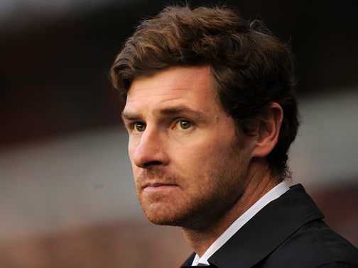 Villas-Boas: Has responded to Redknapp comment