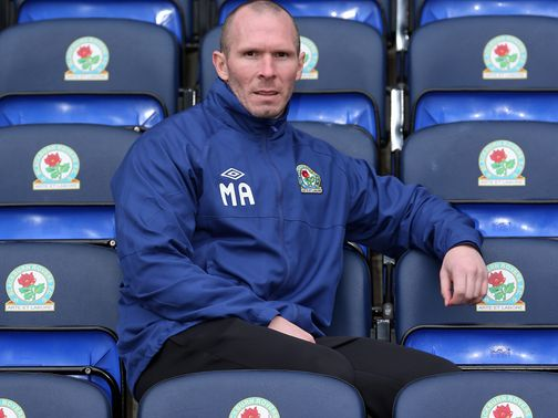 Appleton: The new manager of Blackburn