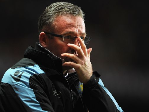 Paul Lambert: 'There's no point in looking back'