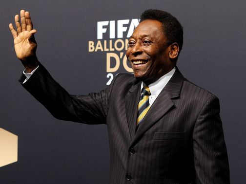 Pele: Guest of honour for inaugural awards ceremony