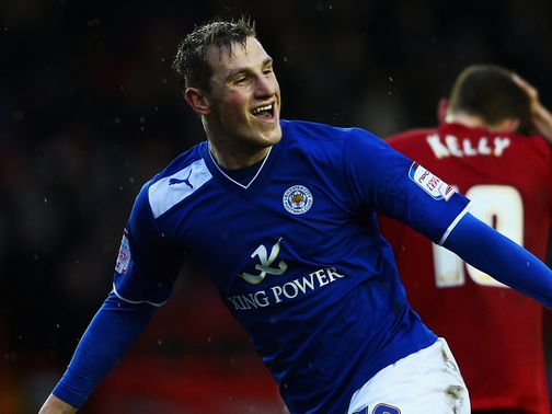 Chris Wood: Netted a hat-trick at Ashton Gate