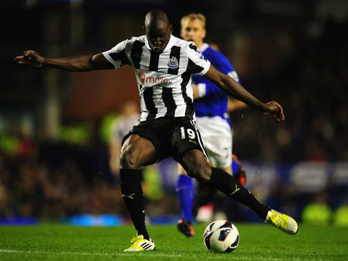 Demba Ba: Easy decision to join European champions