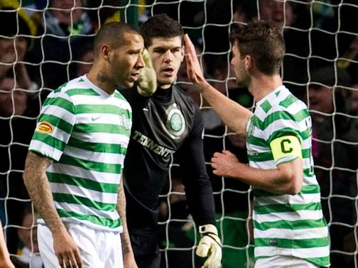 Fraser Forster: Returns for Celtic