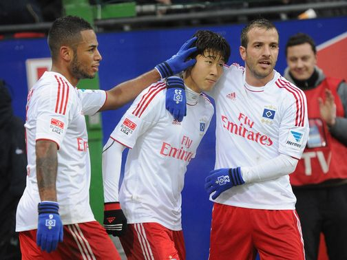 Hamburg edged to victory over Werder Bremen