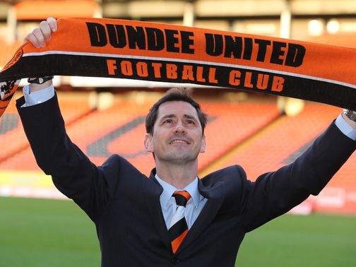 Jackie McNamara can make a winning start against Rangers