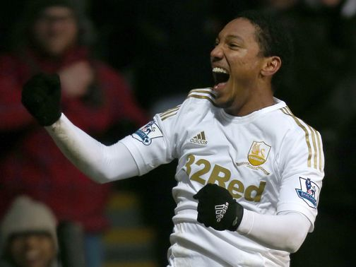 De Guzman: Enjoying life at Swansea