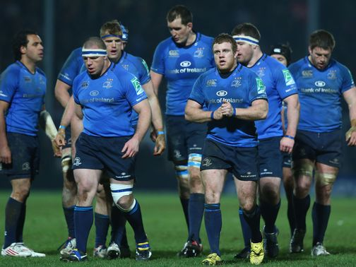 Leinster kept their Heineken Cup hopes alive