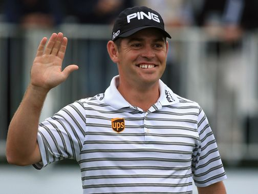 Louis Oosthuizen: Came from five behind