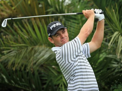 Louis Oosthuizen: Popular leader in South Africa