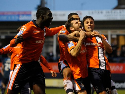 Luton: Favourites to progress furthes from the non-league