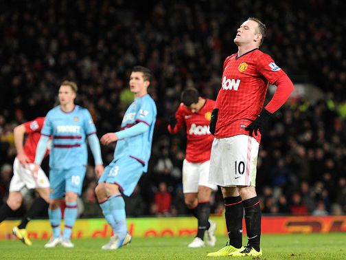 Woe for Rooney, delight for our Cheeky
