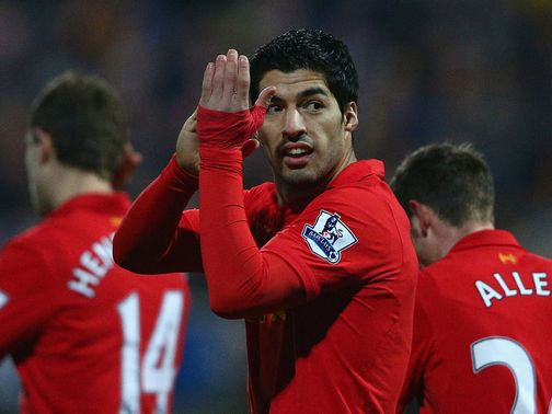 Luis Suarez: Says he&#39;s staying at Liverpool