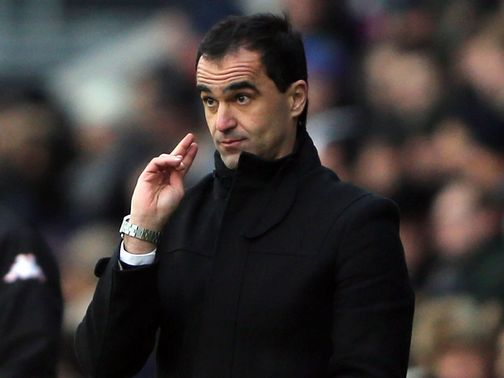 Roberto Martinez: Senses change at Wigan