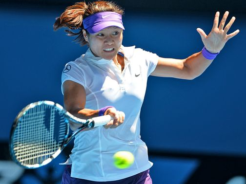 Li Na: Fancied to win Saturday's final, but how easily?
