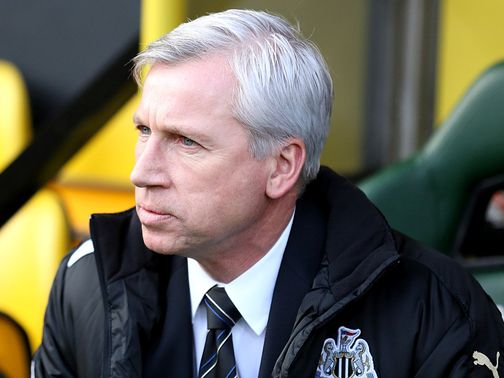 Alan Pardew: Feeling the heat at Newcastle