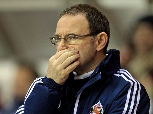 O'Neill: Eyeing strikers during remainder of January