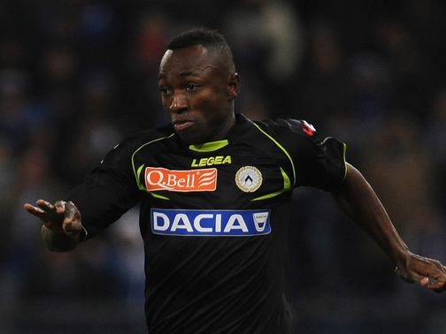 Armero: Set for Napoli move