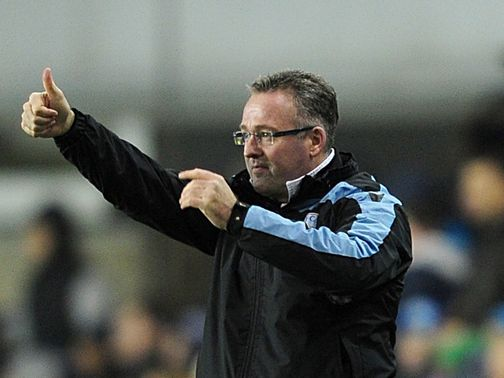 Lambert: Won&#39;t shirk Villa challenge