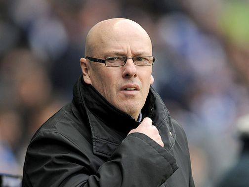 Brian McDermott: Not looking to get 'knocked out'